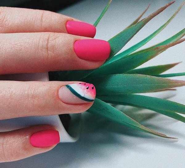 Новые идеи яркого дизайна ногтей 2020-2021: самый яркий маникюр на фото