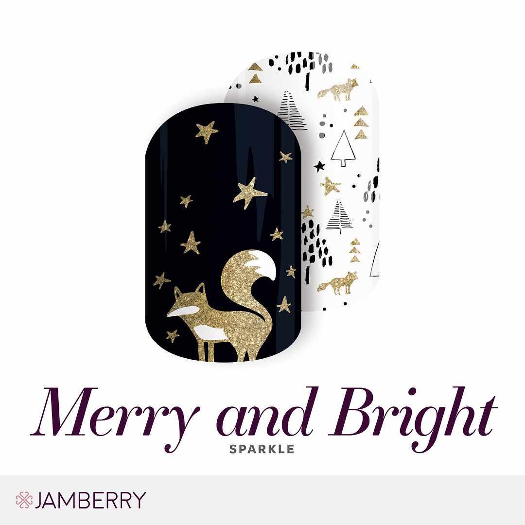 маникюр на рождество и новый год 2018