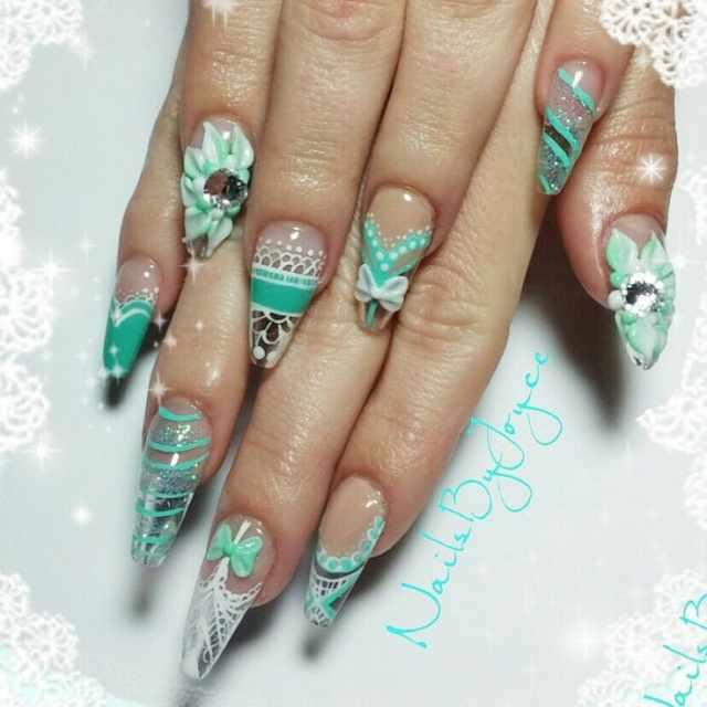 transparent nail design прозрачный маникюр мятный телесный прозрачный manicure with transparent tips