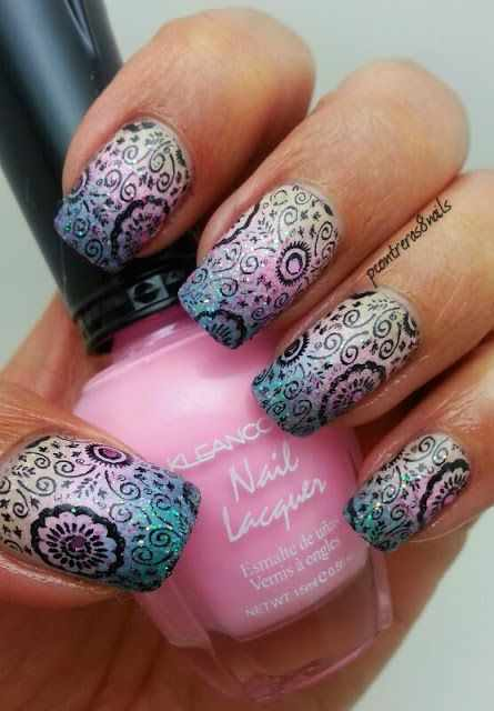 unusual nail design 2015 photos news painting