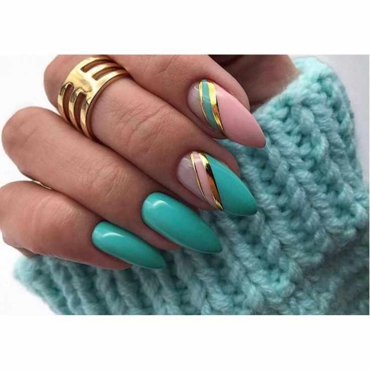 34 фото очень красивого дизайна ногтей