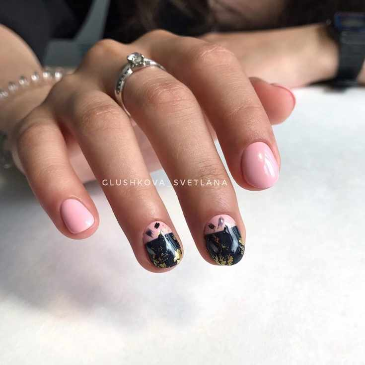 Актуальные и модные идеи дизайна ногтей