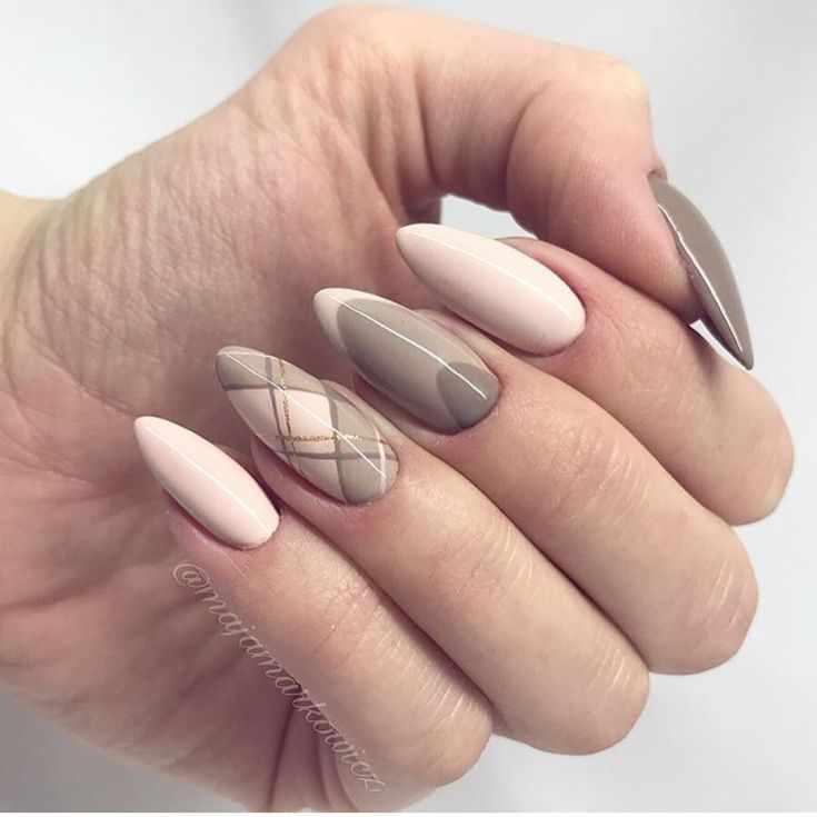 Модный дизайн ногтей лето 2018