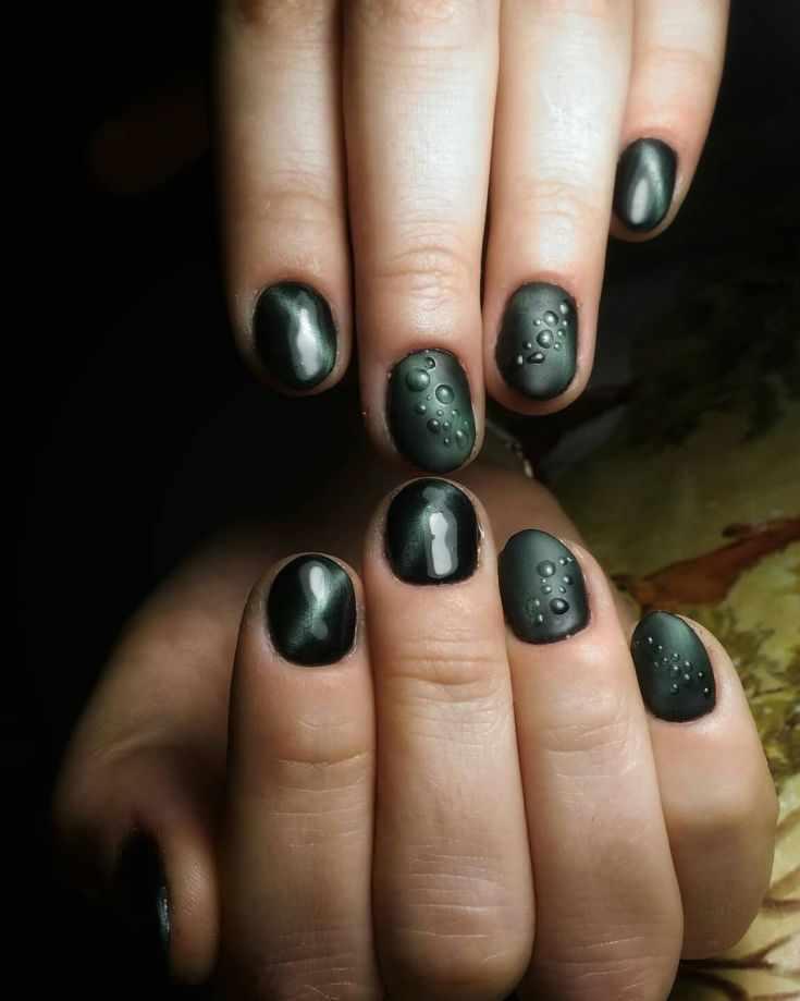 Топ 100 офигенный маникюр на короткие ногти