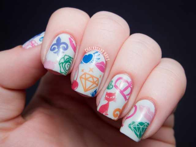 unusual nail design 2015 photos news cat