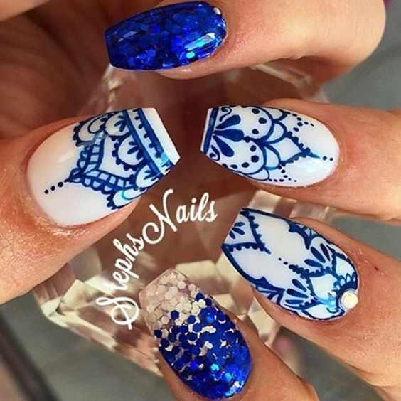 design nails summer летний маникюр 2016