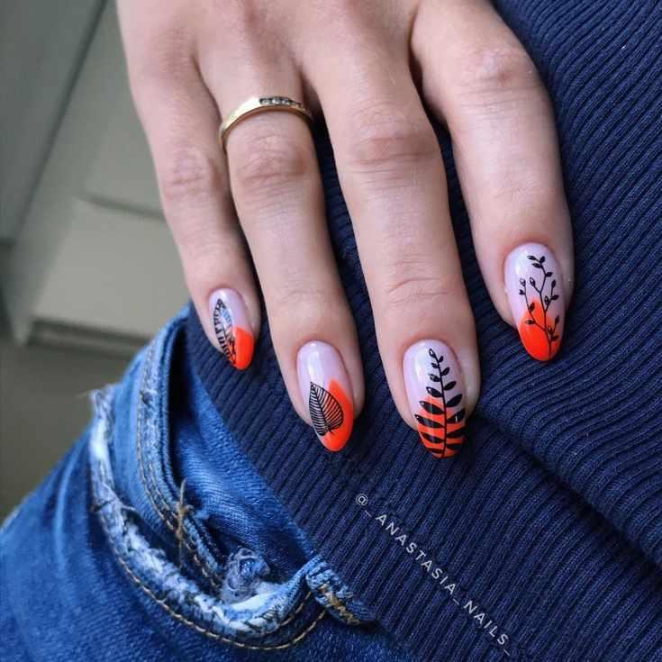 35 фото маникюр модные тенденции дизайна ногтей