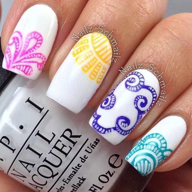 фото новинки маникюра 2015 креативные идеи для дизайна ногтей