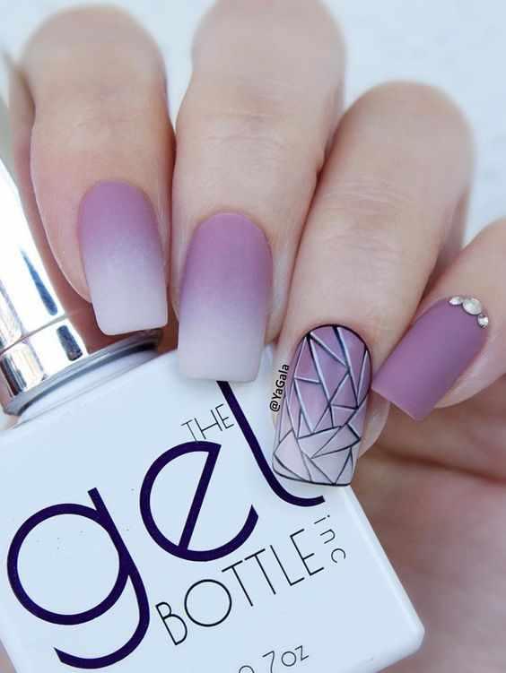 Маникюр весна 2017 модные тенденции Design nails 2017 may
