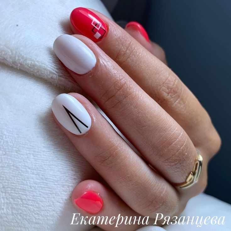 Дизайн ногтей шеллак фото новинки