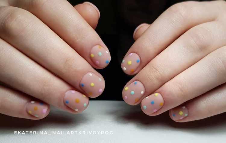 Очень красивый дизайн ногтей 316 фото