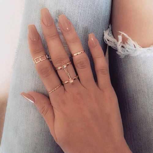 дизайн ногтей телесный,нюд, нейтральный