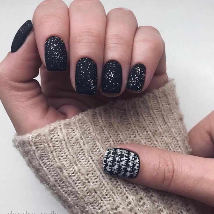 Классный дизайн ногтей