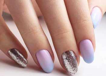 JamAdvice_com_ua_Summer-manicure-ombre-round-nails-designs-pink-blue-ombre-silver-glitter