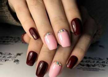 JamAdvice_com_ua_claret-manicure-with-rhinestones-15
