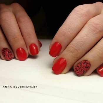 JamAdvice_com_ua_red-nail-art-for-short-nails_4