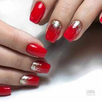 JamAdvice_com_ua_nail-art-red-with-gold_1