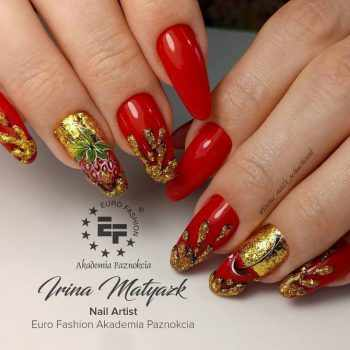 JamAdvice_com_ua_nail-art-red-with-gold_5