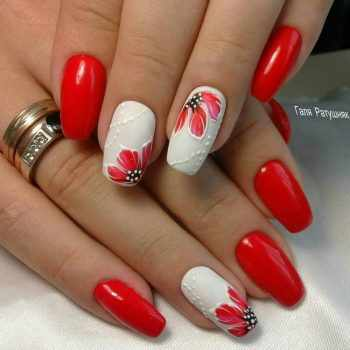 JamAdvice_com_ua_nail-art-red-with-white_1