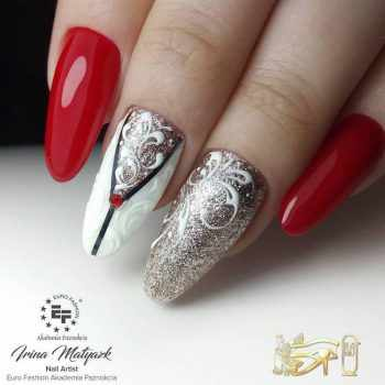JamAdvice_com_ua_nail-art-red-with-silver_6