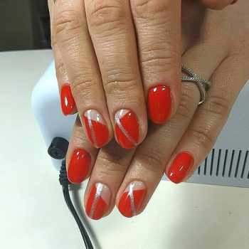 JamAdvice_com_ua_nail-art-red-with-silver_9