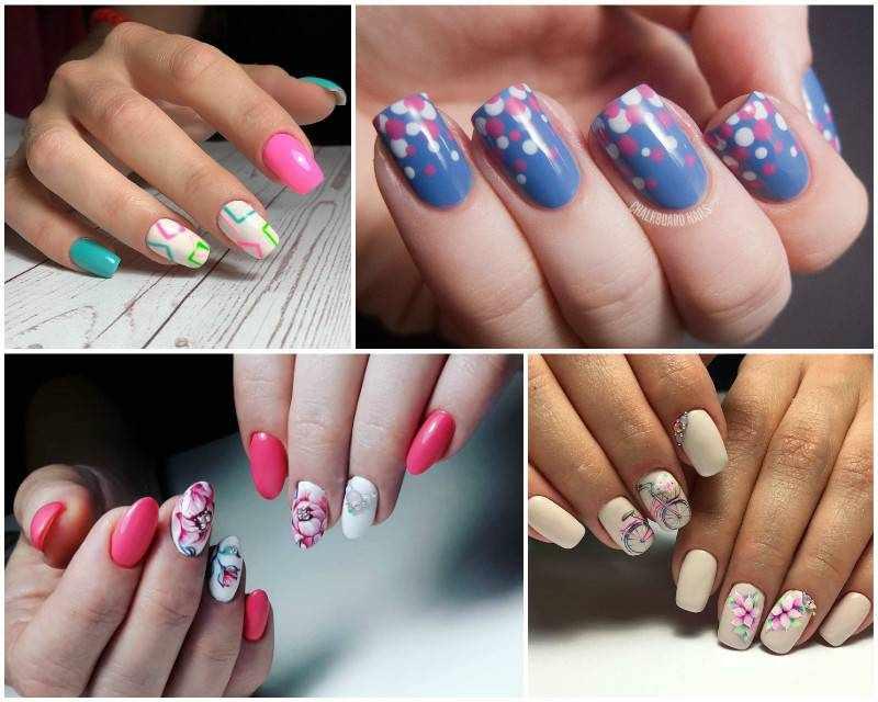 Красивые рисунки на ногтях: фото лучших новинок