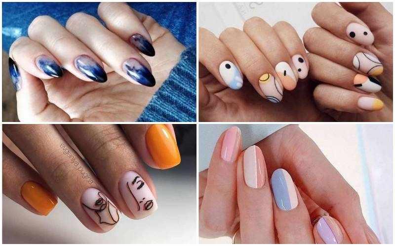 Модный дизайн ногтей 2020-2021