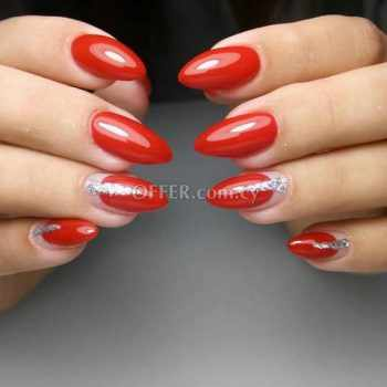JamAdvice_com_ua_nail-art-red-with-silver_4