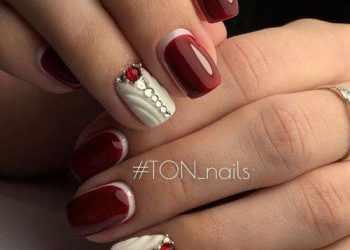 JamAdvice_com_ua_claret-manicure-with-rhinestones-14