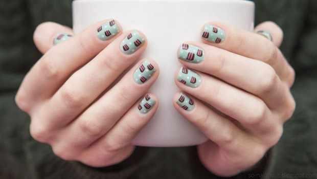 16 вкусных идей: красивый рисунок на ногтях любителям сладкого