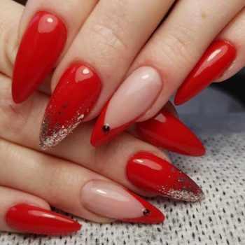 JamAdvice_com_ua_nail-art-red-with-silver_1