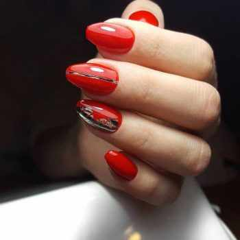 JamAdvice_com_ua_nail-art-red-with-silver_7