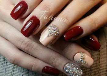 JamAdvice_com_ua_claret-manicure-with-rhinestones-16