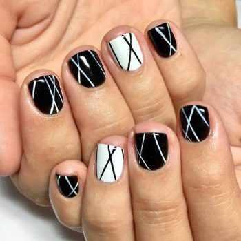 JamAdvice_com_ua_black_and_white_manicure_for_short_nails_11