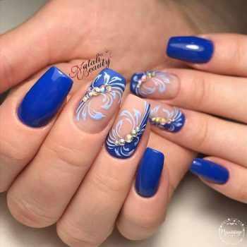 JamAdvice_com_ua_blue-nail-art-with-rhinestones_8