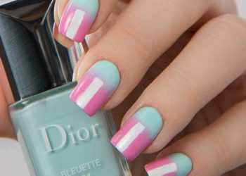 JamAdvice_com_ua_Summer-manicure-ombre-hottest-summer-nail-colors-pink-base-baby-blue-ombre-white-stripe-pastel-mani