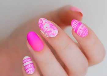 JamAdvice_com_ua_Bright-summer-manicure-nail-designs-for-summer-pink-white-oval-ombre-neon