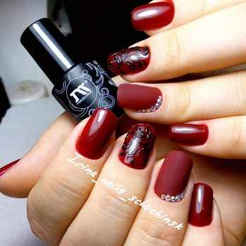 JamAdvice_com_ua_dark-red-nail-art_8