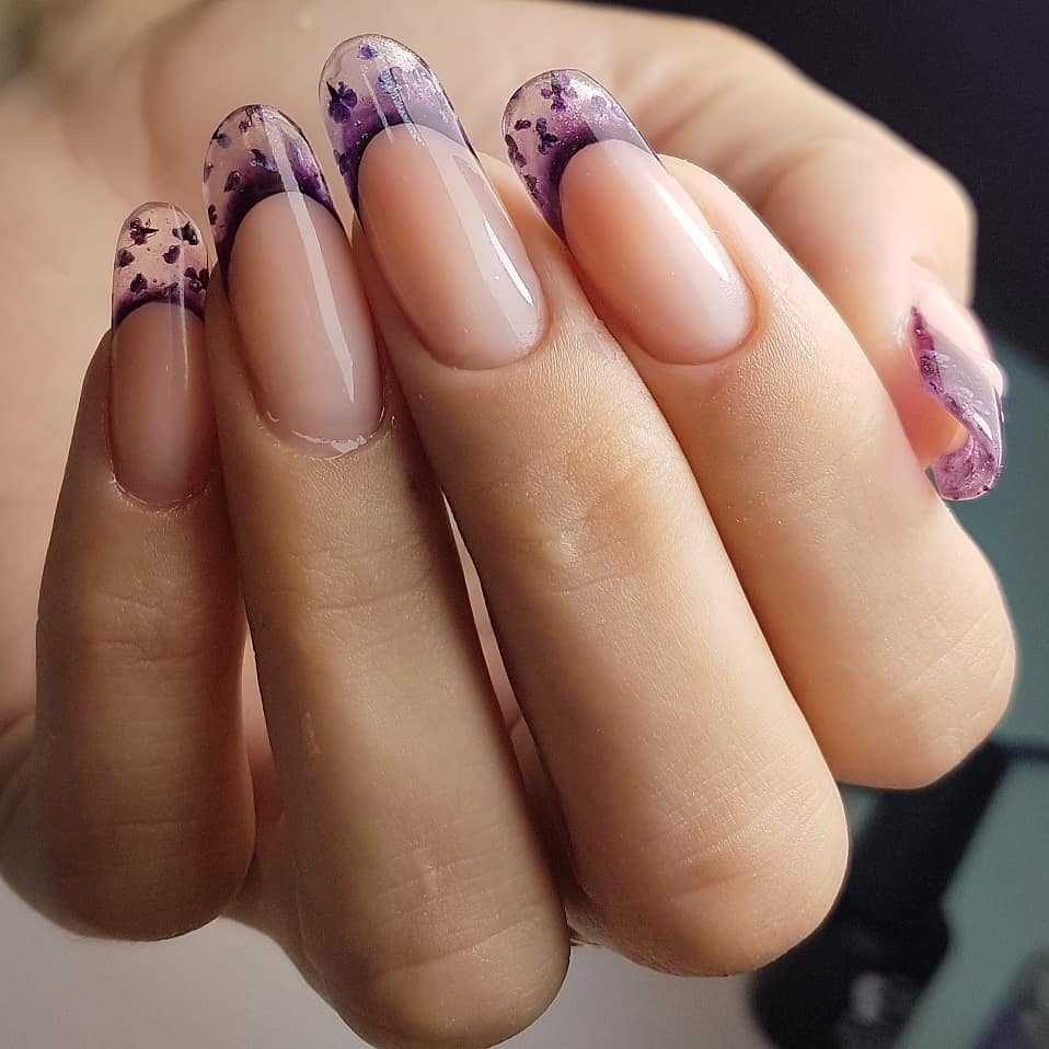 виды дизайна нарощенных ногтей
