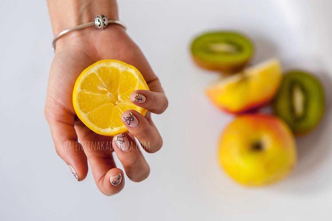 как ухаживать за ногтями на руках