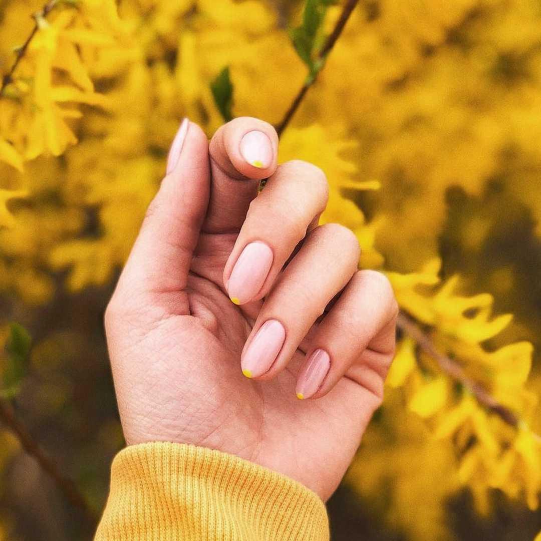 как фотографировать ногти на телефон