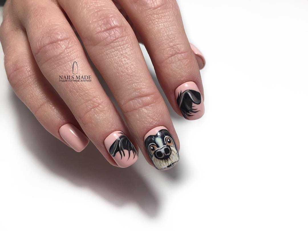 особенности маникюра на маленькие ногти